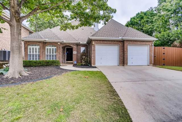 3500 Dresage Court, Flower Mound, TX 75022 (MLS #14588870) :: DFW Select Realty