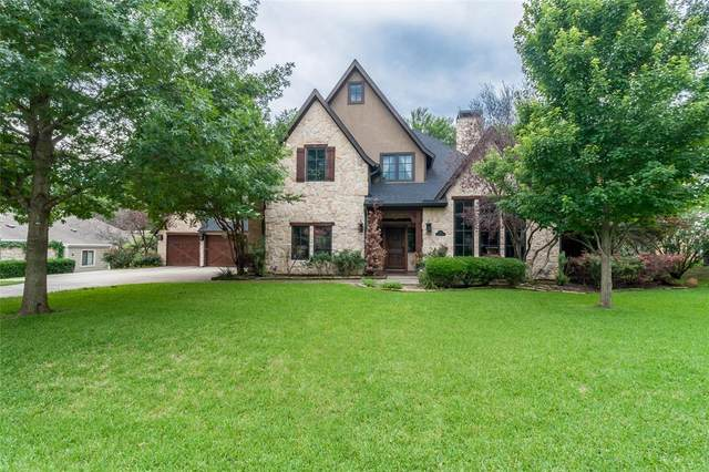 569 Rocky Branch Lane, Coppell, TX 75019 (MLS #14588882) :: The Heyl Group at Keller Williams