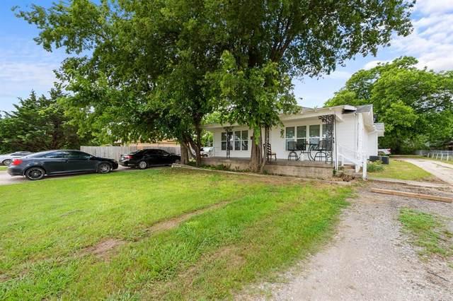 507 Bomber Road, White Settlement, TX 76108 (MLS #14588889) :: Real Estate By Design