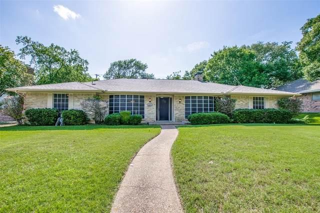 1119 Greenway Drive, Duncanville, TX 75137 (MLS #14588939) :: The Heyl Group at Keller Williams