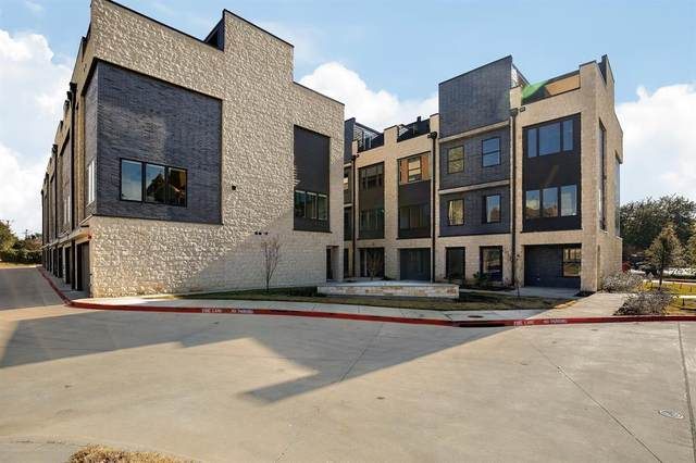 4060 Spring Valley Road #203, Farmers Branch, TX 75244 (MLS #14588996) :: Robbins Real Estate Group