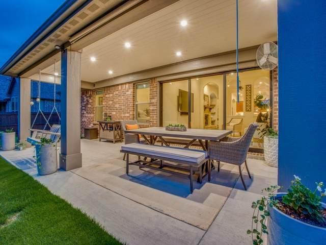 1812 Southridge Drive, Van Alstyne, TX 75495 (MLS #14589021) :: Real Estate By Design