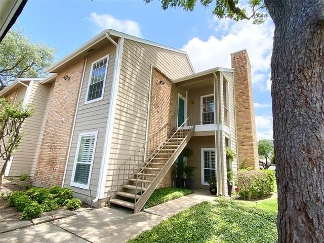 8600 Coppertowne Lane #607, Dallas, TX 75243 (MLS #14589064) :: Real Estate By Design