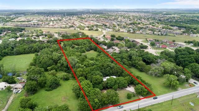 205 E Bear Creek Road, Glenn Heights, TX 75154 (MLS #14589074) :: The Chad Smith Team
