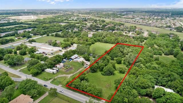 151 E Bear Creek Road, Glenn Heights, TX 75154 (MLS #14589076) :: The Chad Smith Team