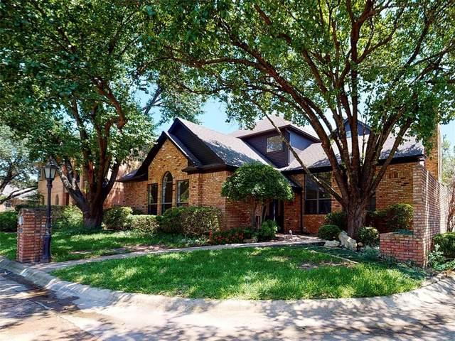 1112 Southmont Drive, Denton, TX 76205 (MLS #14589095) :: The Mauelshagen Group