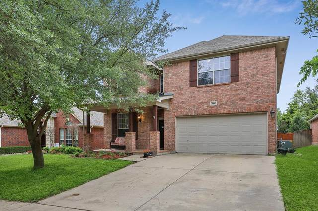 4952 Paddock Drive, Fort Worth, TX 76244 (MLS #14589106) :: Real Estate By Design