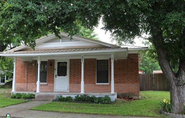 421 S Manson Street, Wolfe City, TX 75496 (MLS #14589111) :: Craig Properties Group
