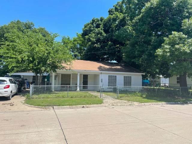 805 E Graham Street, Mckinney, TX 75069 (MLS #14589148) :: EXIT Realty Elite
