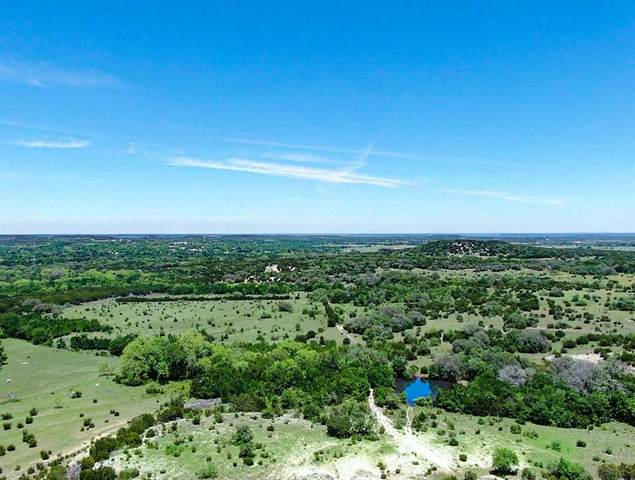 Tract 3 Cr 1120, Meridian, TX 76665 (MLS #14589213) :: Real Estate By Design