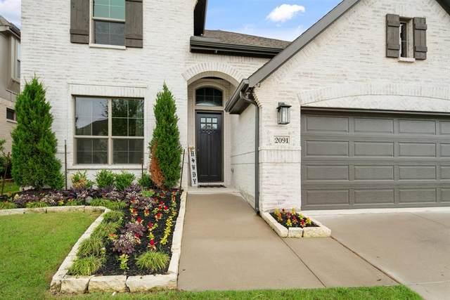 2091 Deckard, Princeton, TX 75407 (MLS #14589262) :: Real Estate By Design