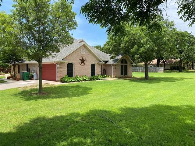 3412 Old Dennis Road, Weatherford, TX 76087 (MLS #14589283) :: Real Estate By Design