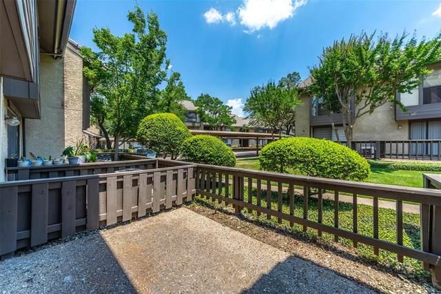 4531 N O Connor Road #1197, Irving, TX 75062 (MLS #14589334) :: VIVO Realty