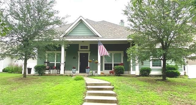 2116 Dr Sanders Road, Providence Village, TX 76227 (MLS #14589346) :: Maegan Brest | Keller Williams Realty
