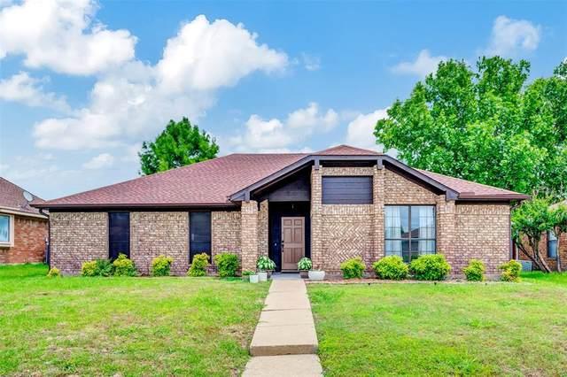 505 Rose Drive, Allen, TX 75002 (MLS #14589399) :: Real Estate By Design