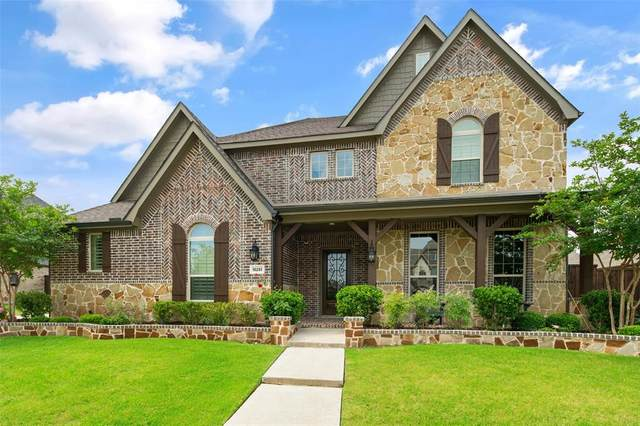 15251 Crystal Beach Lane, Frisco, TX 75035 (MLS #14589407) :: Real Estate By Design