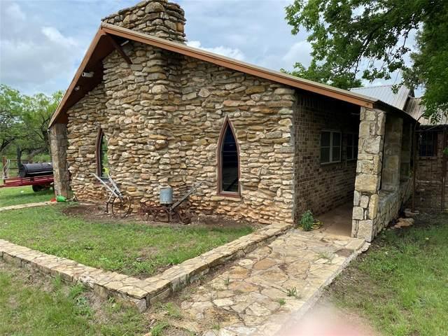 301 F M 2806, Burkett, TX 76828 (MLS #14589418) :: Real Estate By Design