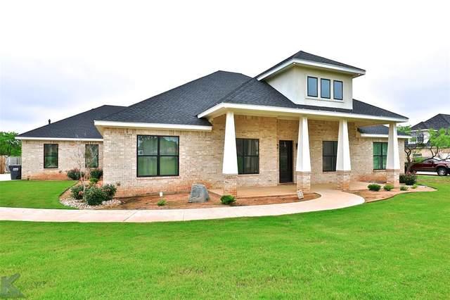 218 Filly Road, Abilene, TX 79606 (MLS #14589441) :: The Russell-Rose Team