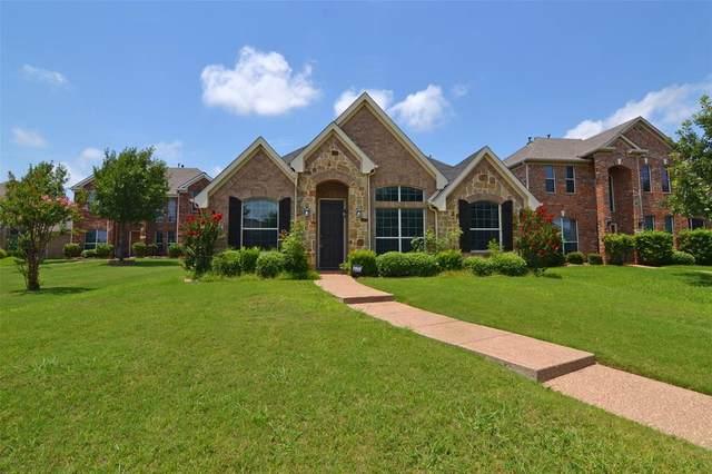 12493 Cardinal Creek Drive, Frisco, TX 75033 (MLS #14589541) :: The Mauelshagen Group