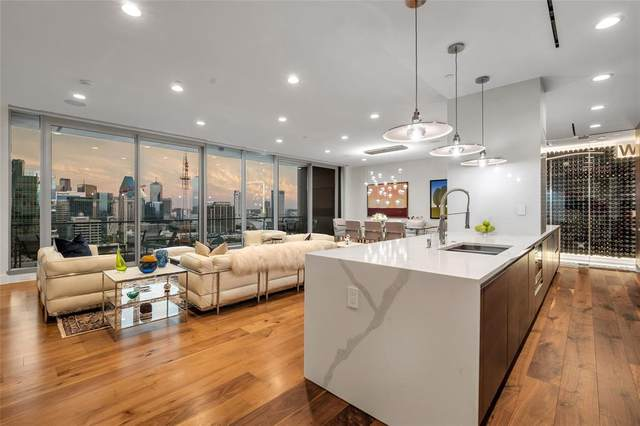 3130 N Harwood Street #1906, Dallas, TX 75201 (MLS #14589552) :: Robbins Real Estate Group