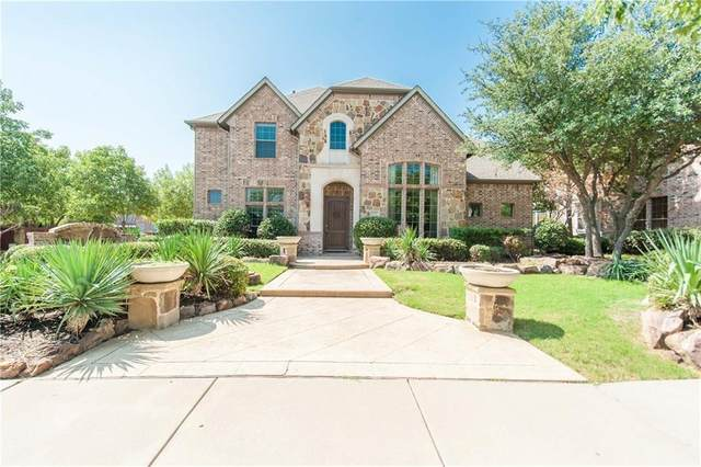 2254 Magic Mantle Drive, Lewisville, TX 75056 (MLS #14589555) :: The Mitchell Group