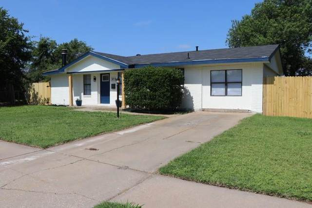 4704 Cape Cod Drive, Wichita Falls, TX 76310 (MLS #14589564) :: The Rhodes Team