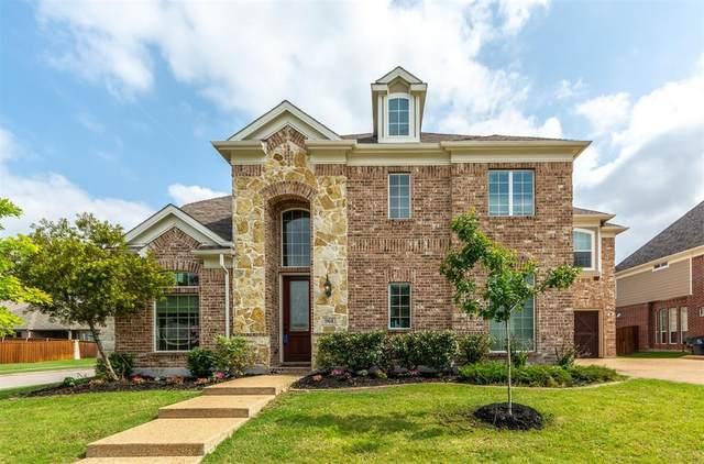 961 Herschell Street, Allen, TX 75013 (MLS #14589572) :: VIVO Realty