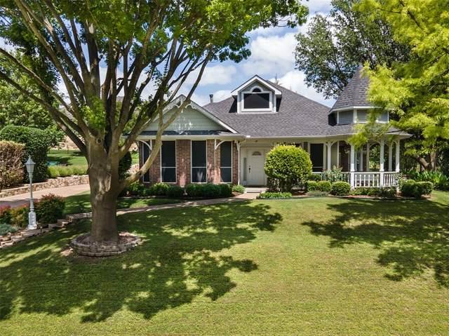24 Lakeway Drive, Heath, TX 75032 (MLS #14589618) :: Real Estate By Design