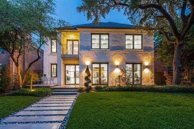 3109 Drexel Drive, Highland Park, TX 75205 (MLS #14589680) :: VIVO Realty
