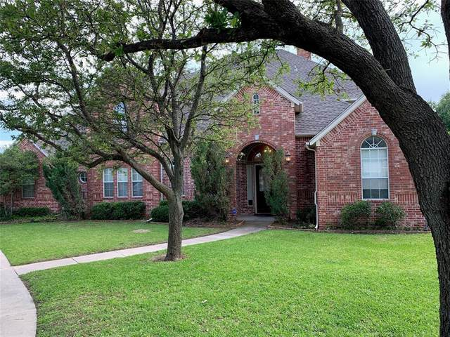 8804 Turnberry Court, Fort Worth, TX 76179 (MLS #14589693) :: The Mitchell Group