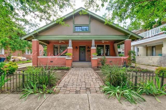 1716 S Adams Street, Fort Worth, TX 76110 (MLS #14589762) :: The Chad Smith Team