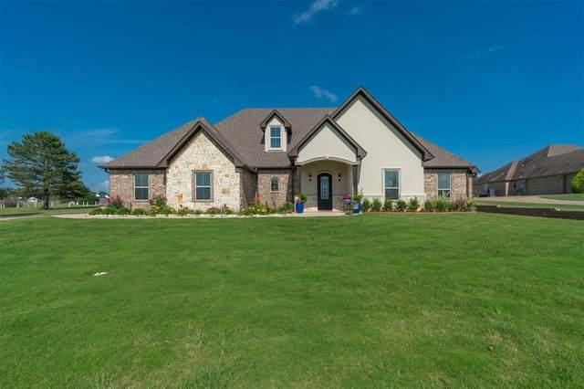 16180 Stallion Shores Court, Lindale, TX 75771 (MLS #14589778) :: Team Hodnett