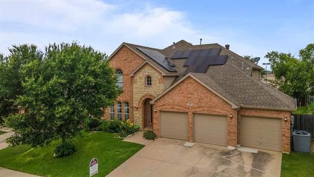5217 Saint Croix Lane, Fort Worth, TX 76137 (MLS #14589808) :: Real Estate By Design