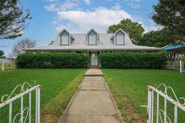2566 County Road 4640, Trenton, TX 75490 (MLS #14589811) :: The Hornburg Real Estate Group
