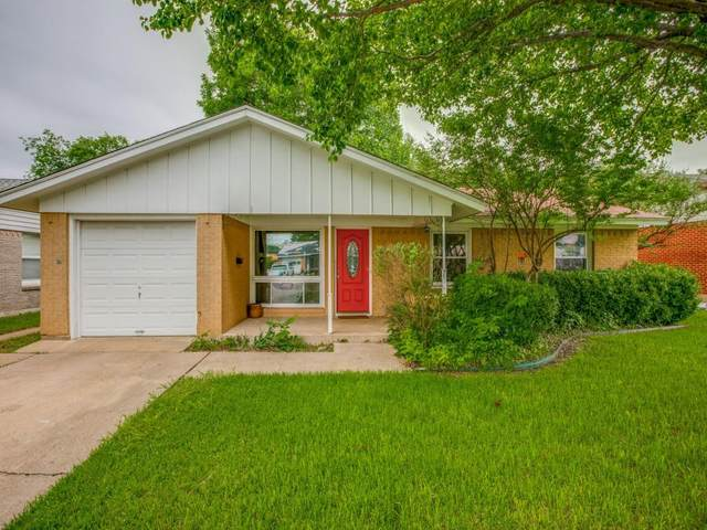 2559 Globe Avenue, Dallas, TX 75228 (MLS #14589858) :: Bray Real Estate Group