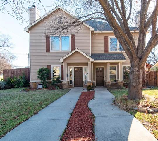 4803 Birchman Avenue, Fort Worth, TX 76107 (MLS #14589878) :: The Russell-Rose Team