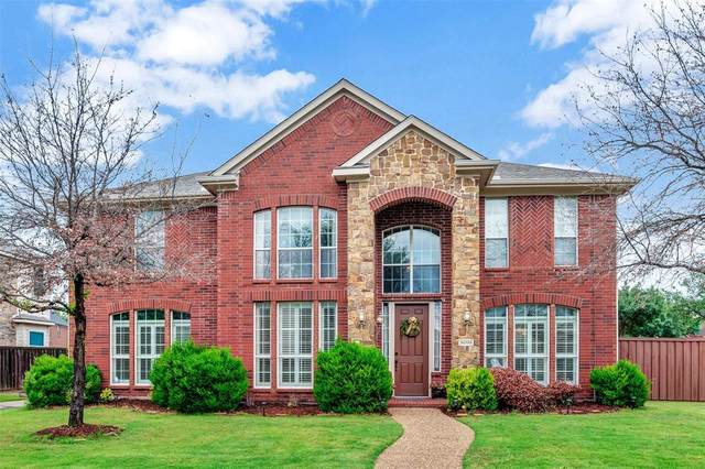 9208 Hunter Chase Drive, Mckinney, TX 75072 (MLS #14589887) :: Real Estate By Design