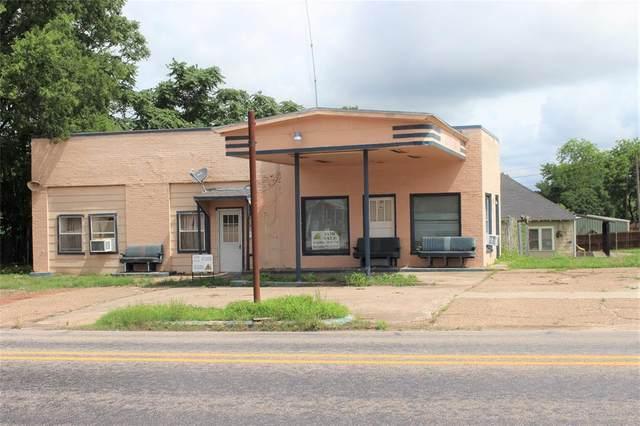 200 W Main Street, Honey Grove, TX 75446 (MLS #14589923) :: VIVO Realty