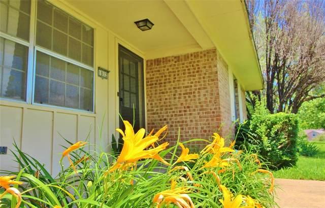 1012 S Idlewild Drive, Sherman, TX 75090 (MLS #14589955) :: Real Estate By Design