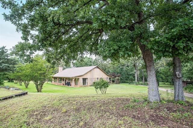 21838 Mixon Road, Troup, TX 75789 (MLS #14589963) :: The Hornburg Real Estate Group