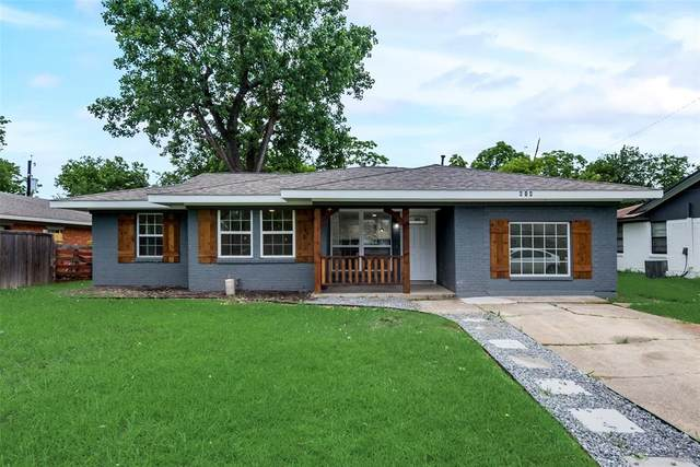 614 Donald Drive, Garland, TX 75041 (MLS #14589992) :: Real Estate By Design