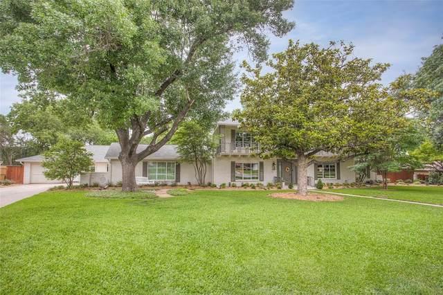 4225 Ranier Court, Fort Worth, TX 76109 (MLS #14590022) :: Real Estate By Design