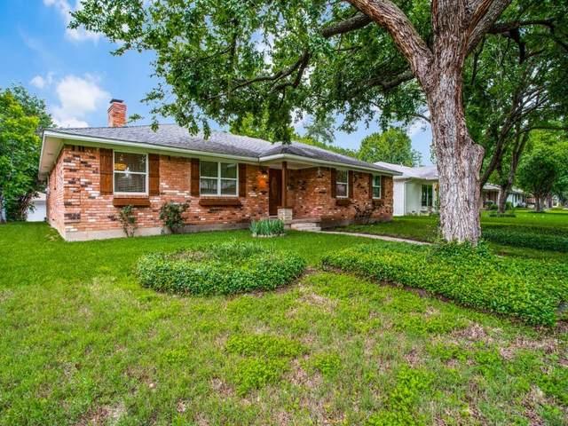5125 Ponderosa Way, Dallas, TX 75227 (MLS #14590023) :: Real Estate By Design