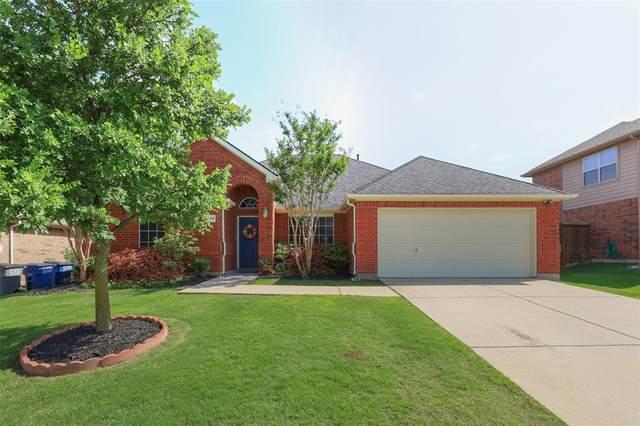 3058 Morning Star Drive, Little Elm, TX 75068 (MLS #14590047) :: Real Estate By Design