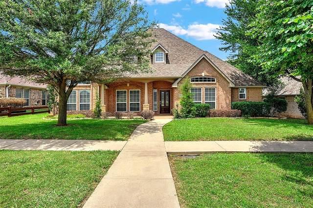 1705 Pecan Grove Road E, Sherman, TX 75090 (MLS #14590060) :: The Mitchell Group
