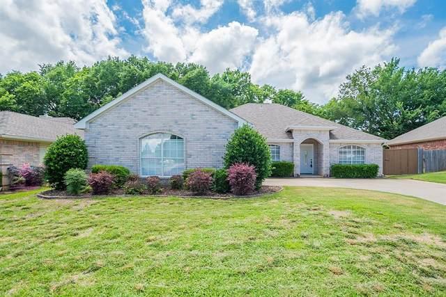 808 Kossman Drive, Denton, TX 76208 (MLS #14590064) :: Real Estate By Design