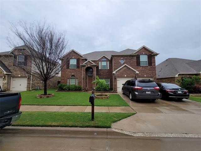 6120 Falls Lake Road, Fort Worth, TX 76179 (MLS #14590095) :: Real Estate By Design