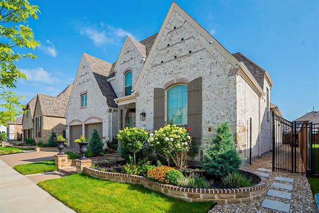 1909 Green Jasper Place, Arlington, TX 76005 (MLS #14590138) :: RE/MAX Pinnacle Group REALTORS