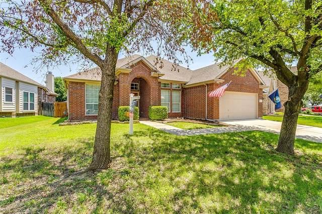 8648 Prairie Dawn Drive, Fort Worth, TX 76131 (MLS #14590173) :: Keller Williams Realty