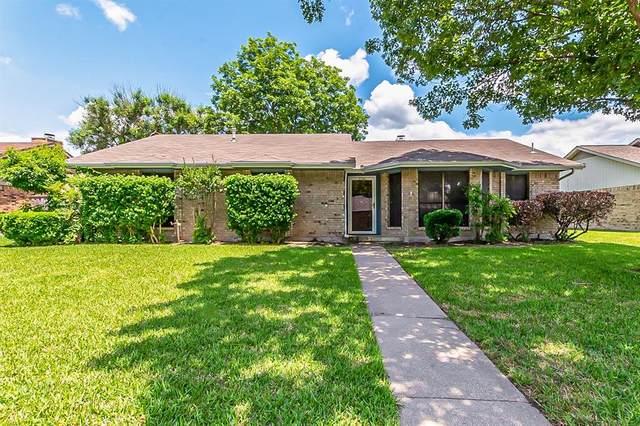 3706 Bond Street, Rowlett, TX 75088 (MLS #14590176) :: Real Estate By Design
